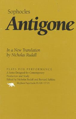 Antigone By Sophocles/ Rudall, Nicholas (TRN)/ Rudall, Nicholas
